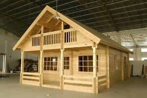 New Log Home cabin KIT