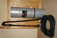 Hoover Wind Tunnel Central Vacuum System