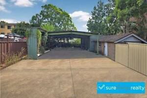 """Vacant Land & shed, over 300sqm"" Silverwater Auburn Area Preview"