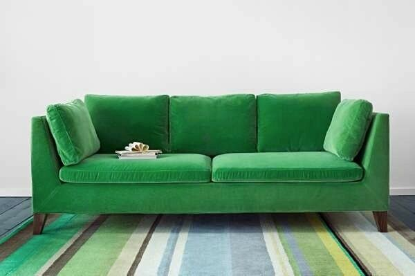 Stockholm Sofa Emerald Green Ikea In Reigate Surrey Gumtree