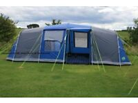 8 man Khyam 5000 Ontario tent . Excellent condition