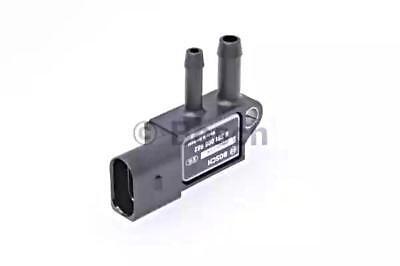 Neu BOSCH Differenzdruck Abgasdruck Sensor Für VW AUDI SKODA IV 059906051C x2