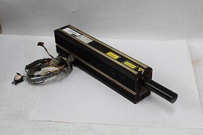Synrad J48-1 Carbon Dioxide Laser Head 30-32vdc 7 Amp 10 Watt Output 3.5mm Beam