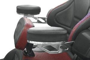 HONDA GOLDWING GL1800 01-14 Rivco GL18094 Adjustable Passenger Armrest Chrome