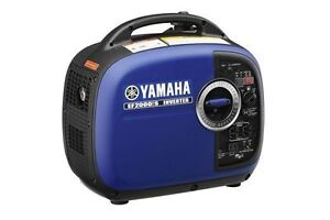 Yamaha Generators Available Now! EF2000IS EF3000 & MORE!!!