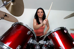 Great Workout? Try The Drums! Free Trial Lesson