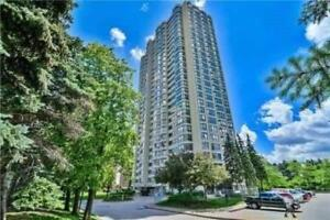 GORGEOUS AND RENOVATED 2+1 BED AND 2 BATHS CONDO! CALL NOW!