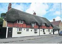 Head Chef for Oxfordshire village country pub, offering quality fresh food, up to 45 covers.