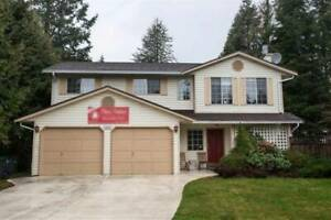 Shared accommodation in a nice south Surrey (east of White Rock)