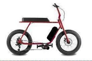 vintage electric bike cruiser
