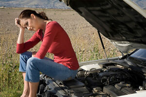 Roadside Assistance for your vehicles.