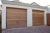 Garage door and opener new installs