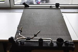 Mercedes Benz C, E, GLK, SLK Series Radiator