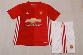 Kids Manchester United Home Set