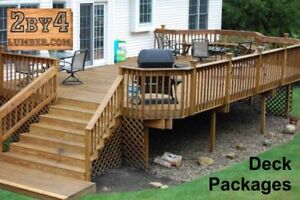 Deck Packages