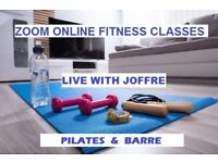 Pilates and Barre Classes