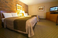 Fantastic Monthly Rates at the Travelodge Thunder Bay
