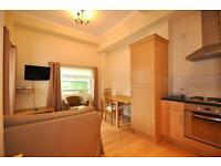 Fantastic and cheap 1 bed flat on the prestigious Kings Road with a roof terrace!