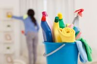 House cleaning available in West Island