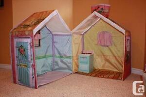 Kids tent - Rose Petal Cottage Cambridge Kitchener Area image 1