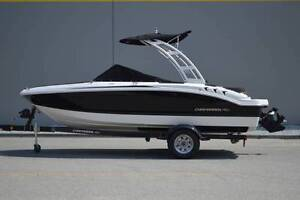 New Chaparral Boats in Stock