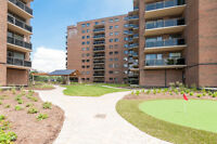 1, 2 and 3 BDRM rentals with balcony! - Views of Lake Ontario