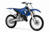 Looking for a Yamaha YZ125