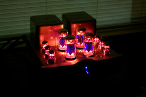 RARE Onix SP3 stereo tube amplifier