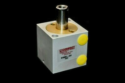 Compact S158x1 Ex1 Square Body Pneumatic Cylinder Nos