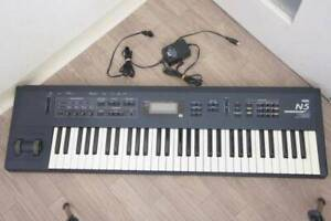 Korg N5 Synthesizer keyboard
