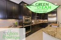 We've Got Great Reviews in Oakville In Green Cleanliness Service