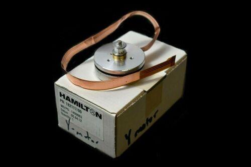 Hamilton 182117/00 Liquid Handler Y Axis Motor (NOS New, Old Stock 2012 / 2013)