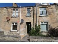 One bedroom unfurnished ground floor flat in Kirkcaldy