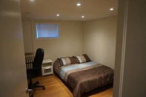 Separate Entrance Basement Apartment - INTERNATIONAL Students