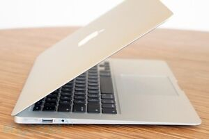 """13"""" Macbook Air - Cracked but Useable Screen"""