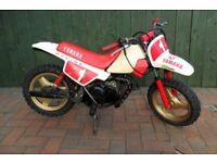 Yamaha pw50 & qr50 £350 each