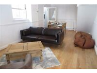 Furnished 2 Bedroom Hove town House with off-street parking and Balcony!