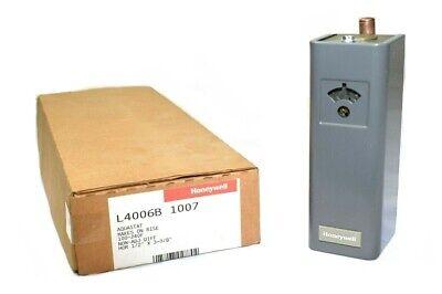 Honeywell L4006b 1007 Circulator Aquastat 100-240f