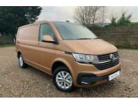 VW T6.1 150 DSG Auto Camper Van, Campervan, Brand New Conversion, Copper Bronze