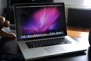 "Upgraded 2011 MacBook Pro 15""  -  good condition"