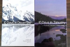 Memoirs:  10 Days in December;  10 Days in January