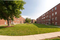 Maintenance-free living - 1 and 2 BDRM apartments on Concession!