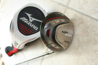 MIZUNO MP630 9.5 Driver 1W RH Stiff Flex W/Head Cover!!