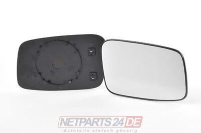 Cristal de espejo lado pasajero derecho asférico para Citroen C8 2002-2014