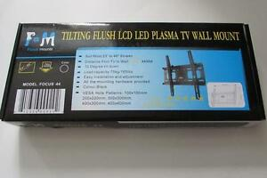 Focus-44 23''-46'' Flat Panel LCD TV Wall Mount Tilt LED