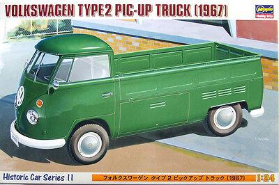 Hasegawa HC-11 Volkswagen Type 2 Pic-Up Truck 1967 1/24 Scale Kit