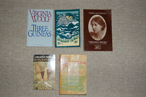 Virginia Woolf Books for sales