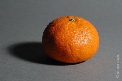 MARIO STRACK - Mandarine 1 Artcard Bild Karte Stilleben Bilder Obst