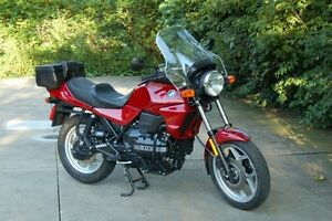 BMW K75 / K75S motorcycle