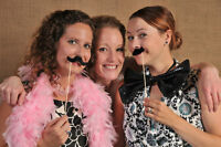 Photo booth for proms, weddings, social events & corporate event